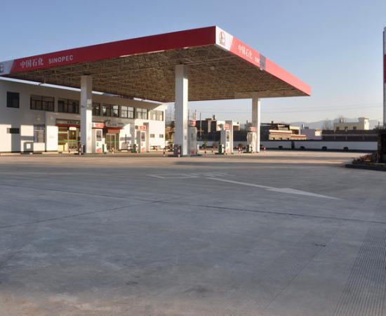 中国石化广西贵港20座加油站防雷防静电改造工程