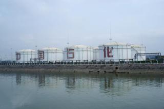 中石化钦州油气库防雷工程