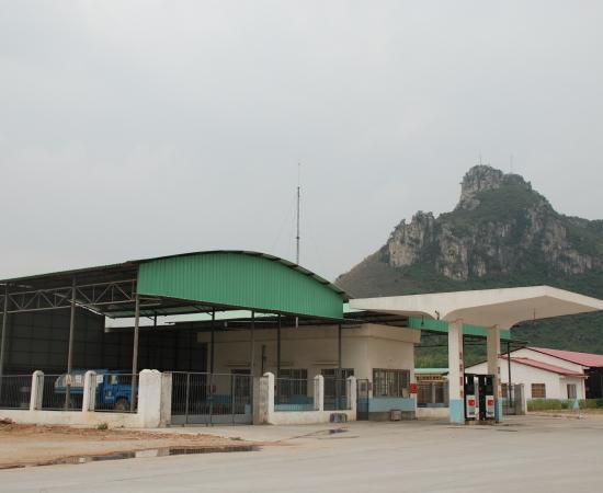 矿山油库综合防雷工程  2008年