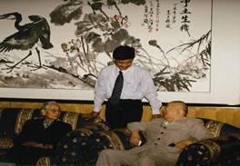 1998年 地凯防雷科研大楼落成,公司乔迁新喜