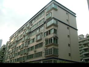 2001年 地凯职工宿舍楼竣工