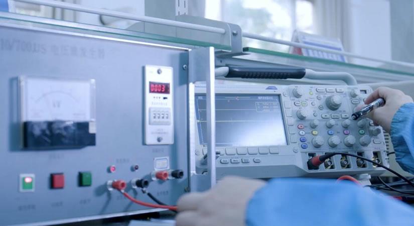 防雷产品检测与试验