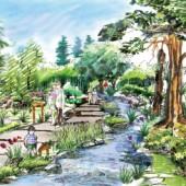 公园规划·深圳梧桐山兰科植物保护研究中心