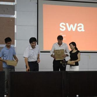 SWA演讲