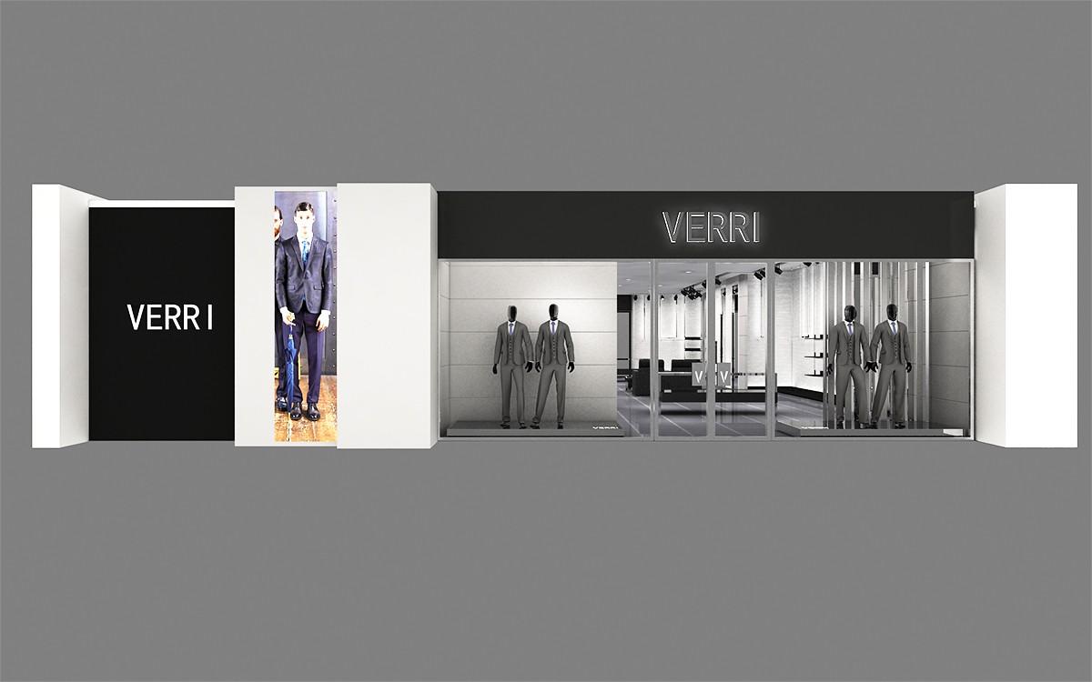 店铺设计-vi设计-服装店设计-商铺设计-店铺装修_01