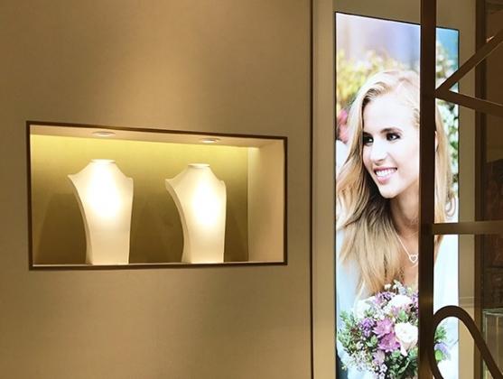 Daisy London珠宝饰品店设计施工上海左学品牌策划3