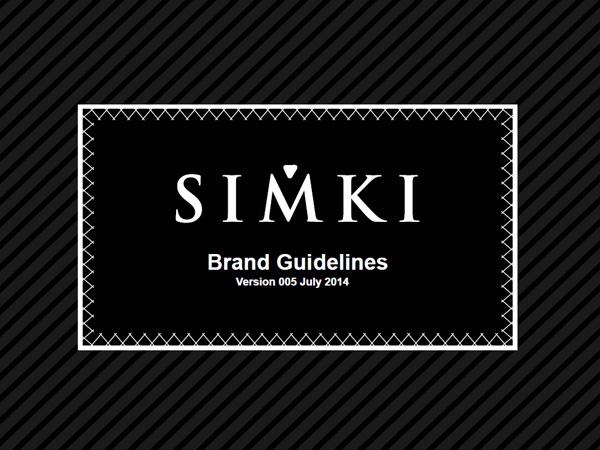 香港SIMKI服饰品牌策划
