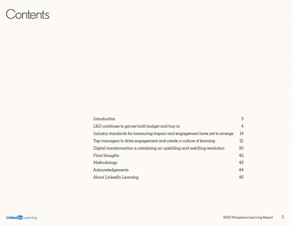 领英2020企业学习报告