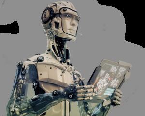 产品介绍图 机器人?️