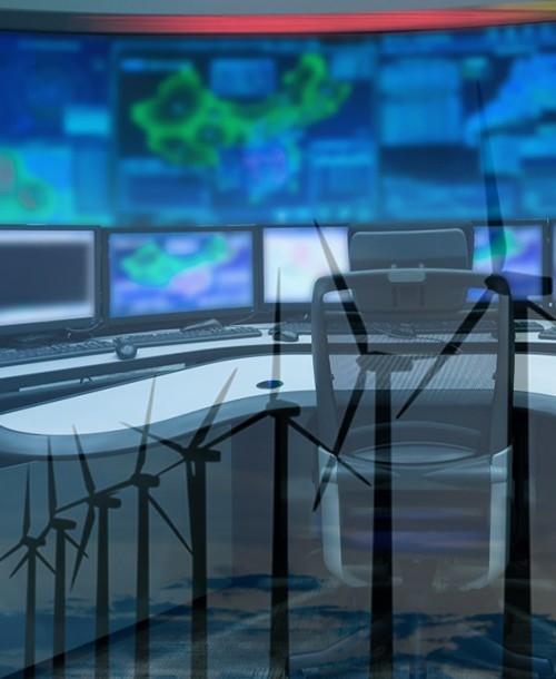 远程监控风机