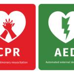 看到有人心脏骤停怎么办?CPR与AED自动体外除颤