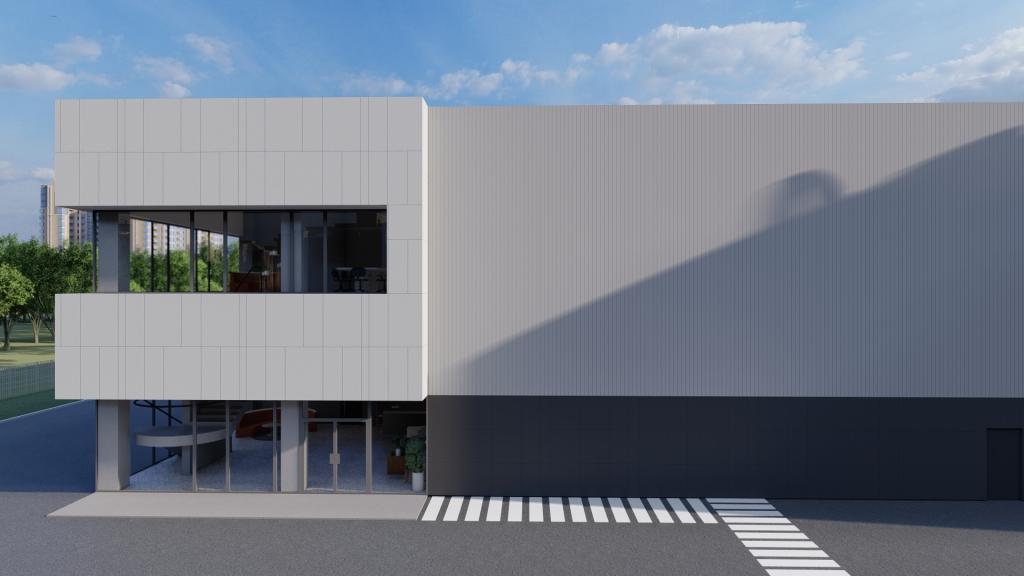 facade and landscape design_8 - Photo