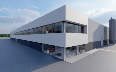 facade and landscape design_2 - Photo