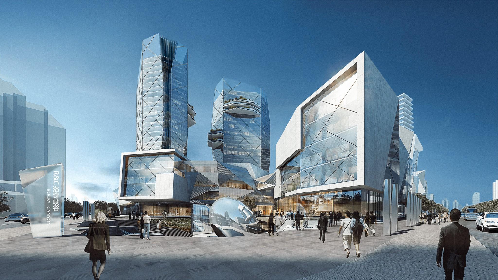 项目页图片_西安南小巷商业综合体