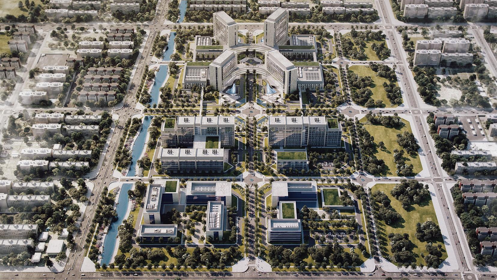 产品_北京京东方生命科技产业基地