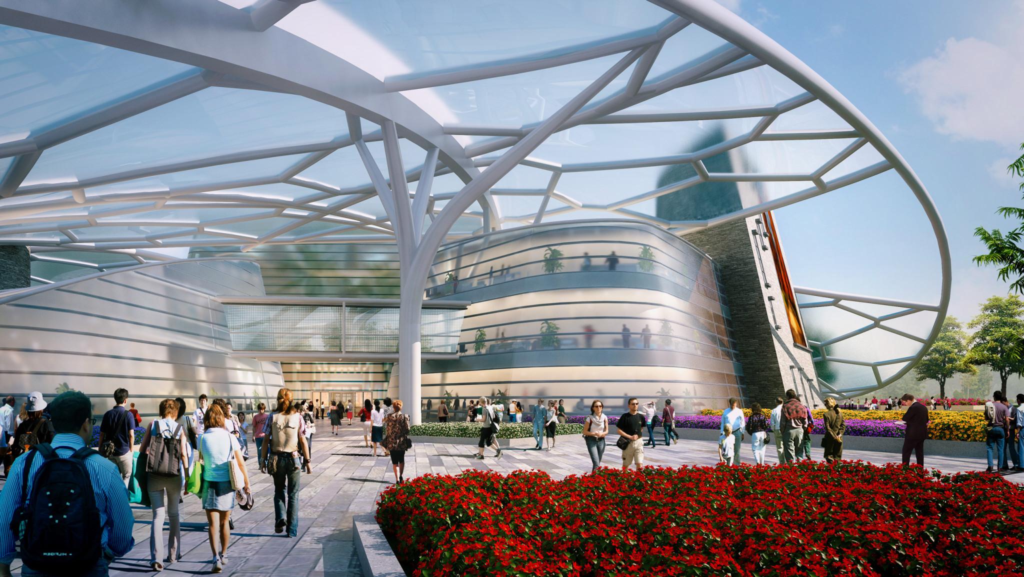 产品_祥源花世界生态旅游区项目展示中心