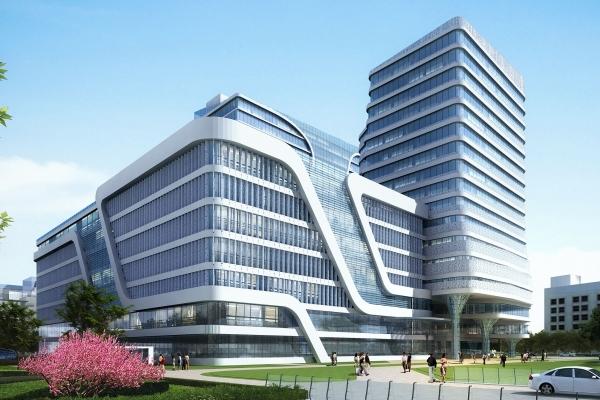 医院设计案例-南京国际医院