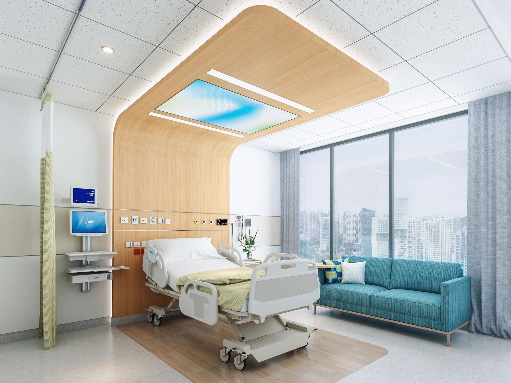 一人间病房