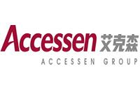 艾克森logo