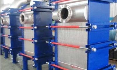 全焊接板式换热器-6