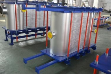 全焊接板式换热器-15