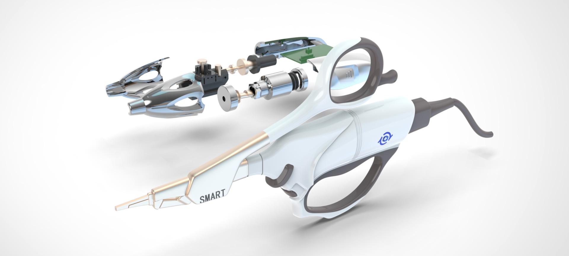 医疗超声刀具结构设计