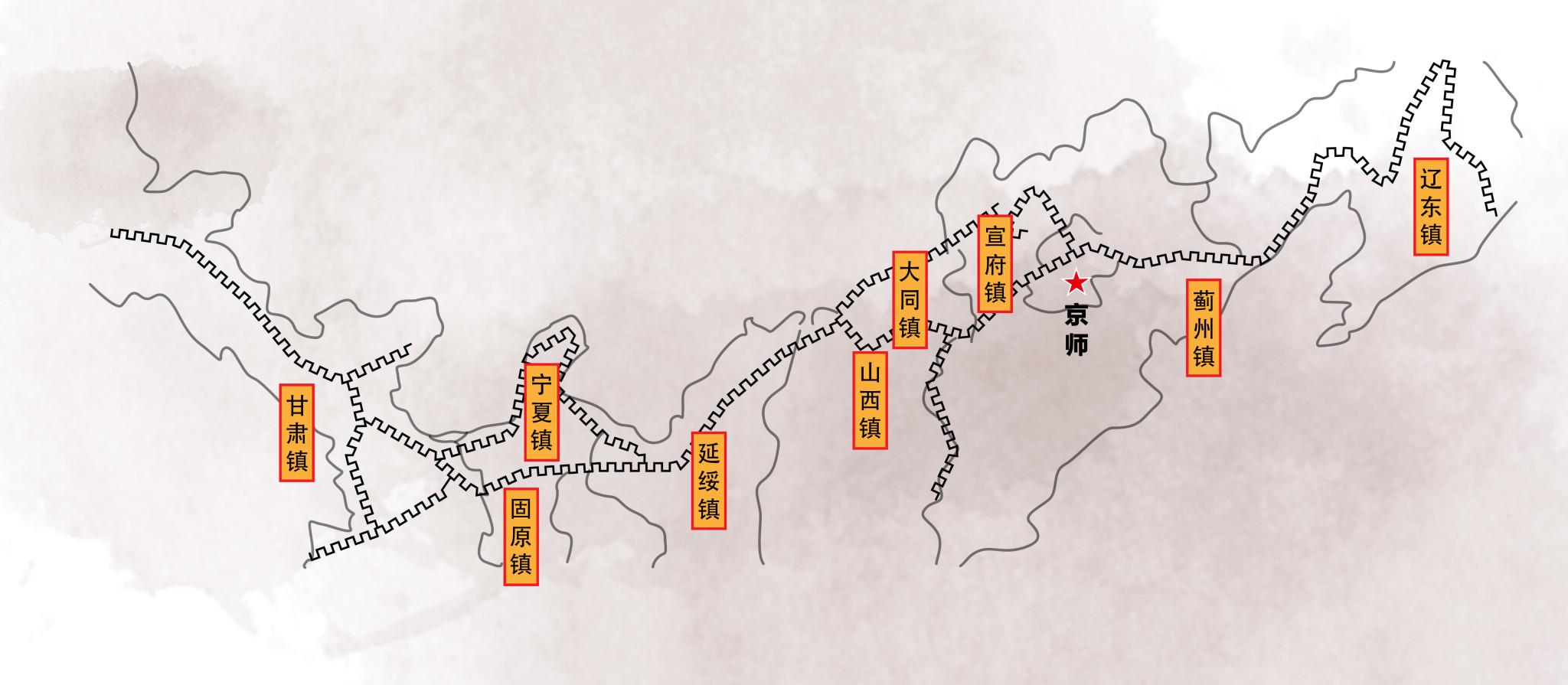 九边军镇2
