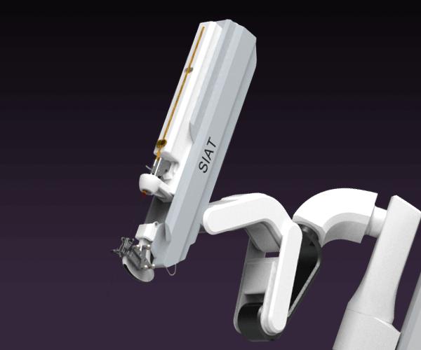 精准介入放疗手术机器人