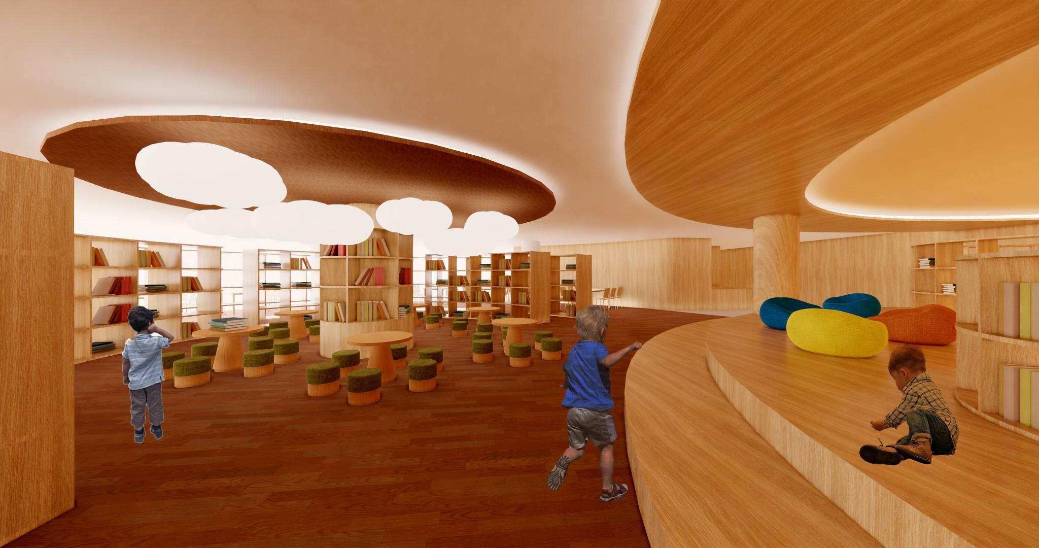 成都紫领北星学院室内设计