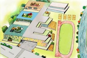 苏州小学儿童画