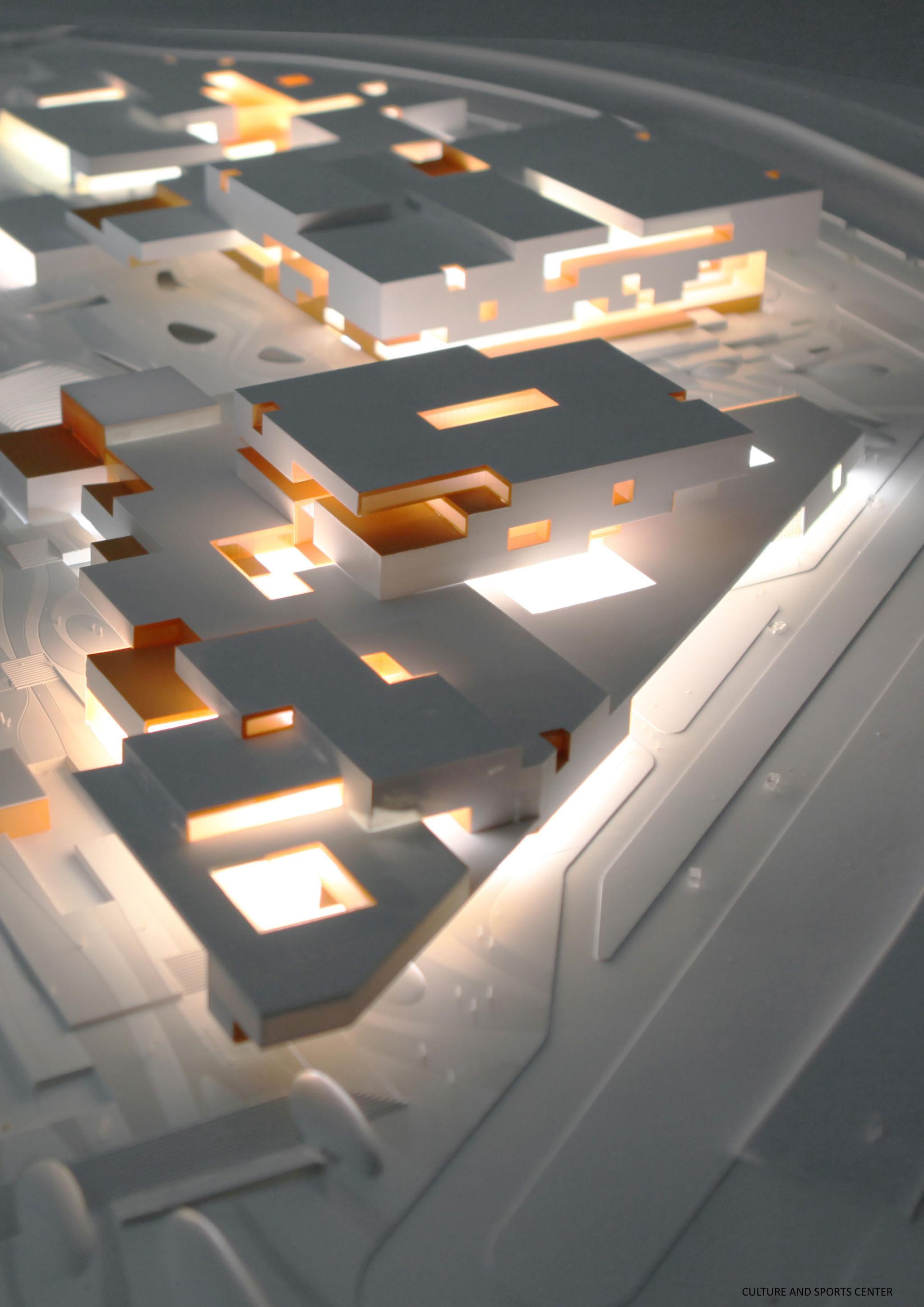 苏州科技城文体中心
