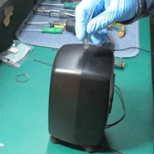 箱体密闭性检测