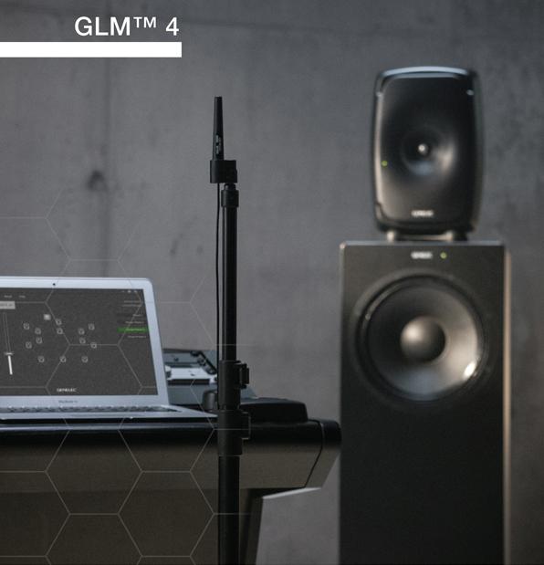 GLM软件启动图