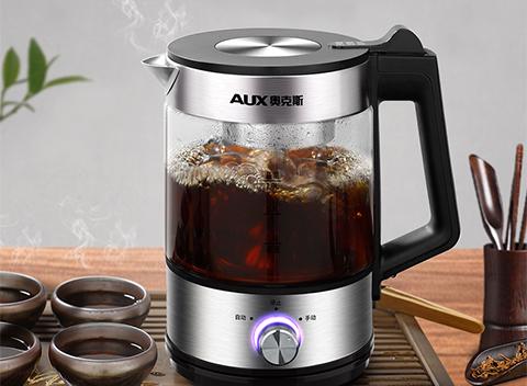 煮茶器拍攝