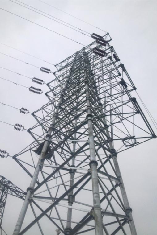 输电线路钢管塔